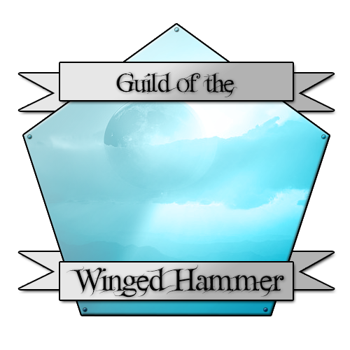 wingedhammerplaque